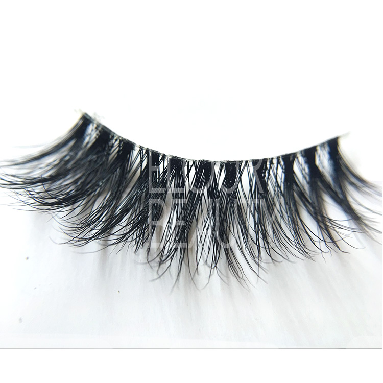 3D invisible band long eyelashes are lash perfect China supplies EJ93